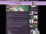 screenshot http://www.nath-photographe.com nath, photographe à lux, proche de chalon sur saône en  saône et loire 71