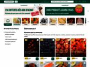 Tous vos produits frais en ligne sur Natoora.fr