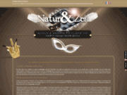 screenshot http://www.natur-zen.fr salon de massages naturiste haut de gamme à paris