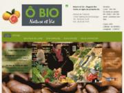 screenshot http://nature-et-vie.com nature et vie, boutique bio, villefranche de rouer