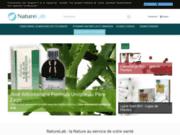 NatureLab : vente de compléments alimentaires naturels