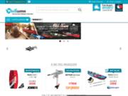 screenshot http://www.nautigame.com/ Équipement et accessoires nautiques chez nautigame