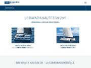 screenshot http://www.nautitech.fr construction catamaran