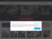screenshot http://www.nci-immobilier.com agences immobilières nci.