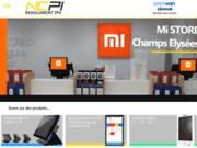 screenshot http://www.ncpi.fr ncpi tpv tactile encaissement