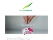 screenshot http://www.neo-assurances.com neo assurances à armentières 59