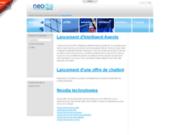 screenshot http://www.neodia-technologies.com/ neodia technologies webmarketing