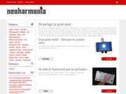 Neoharmonia Musique libre de droit pour médias et communications