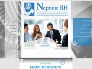 screenshot http://www.neptunerh-interim.fr cabinet de recrutement
