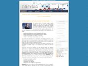 screenshot http://www.nerysia.com nérysia création, hébergement, référencement de votre site internet  vosges, saint-dié