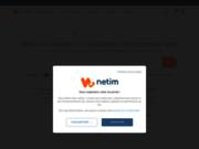screenshot http://www.netim.fr achat de nom de domaine netim