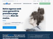 Conception internet et référencement web | Netleaf