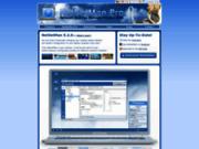 NetSetMan gestionnaire de connexions réseaux