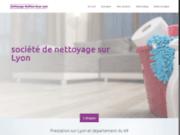 screenshot http://www.nettoyage-multiservices-lyon.com entreprise nettoyage lyon,69