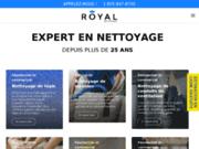 screenshot http://www.nettoyagetapisetmeublesmontreal.com/ nettoyage tapis montréal - nettoyage royal