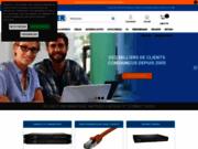 Vente en ligne solutions réseau : NAS Synology et QNAP, Scanners Réseau