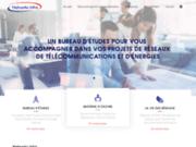 Networks Infra votre bureau d'études de projets de réseaux télécommunications en Rhône-Alpes