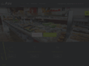 screenshot http://www.newasie-aytre.fr/ pour vous faire découvrir les véritables délices de la cuisine asiatique