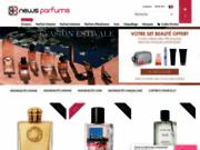 screenshot http://www.news-parfums.com parfum femme et parfum homme : news parfums