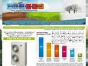 screenshot http://www.nice-confort-climatisation.com/ nice confort climatisation