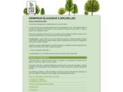 screenshot http://www.nico-las.com/ grimpeur-élagueur en belgique