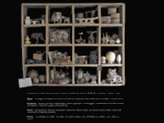 screenshot http://www.nicolas-guy.com l' atelier du sculpteur