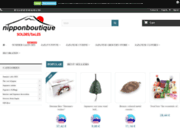 screenshot http://www.nipponboutique.fr nippon boutique