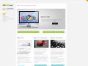 screenshot http://www.niprut.com créations de sites internet à challans 85 vendée