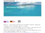 screenshot http://www.niyati-plongee.com croisière plongée en polynésie