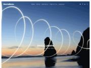 screenshot http://www.noctabene.com noctabene - concepteur lumière