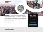 Noemis : Votre spécialiste en vidéo-surveillance IP