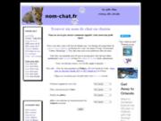 screenshot http://www.nom-chat.fr noms de chats