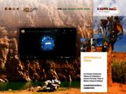 screenshot http://www.nomadsroad.com nomads road - tour du monde interactif