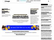 screenshot http://www.noogle.fr/ annuaire et repertoire
