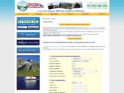 screenshot http://www.norvege-croisiere.fr croisière norvege
