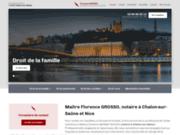 Notaire création entreprise Chalon-sur-Saône