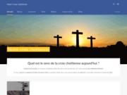 screenshot https://notre-croix-chretienne.fr Notre Croix Chrétienne
