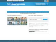 screenshot http://www.notreassurance.com notre assurance - le comparateur en assurance