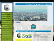 Nouvelle Conduite, Auto école et Moto école à Marseille