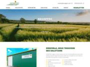 screenshot https://www.novappro.com/ distributeur et grossiste de produits agricoles dans la Vienne 86