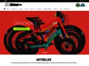 screenshot http://www.nubuk-bikes.de/ nubuk-bikes - boutique en ligne