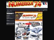 Numerique74, le specialiste de l'impression numerique