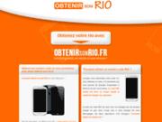screenshot http://www.numero-code-rio.fr Numéro Code Rio