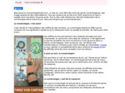 screenshot http://www.numerologiegratis.com/ numérologie gratuite
