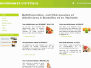 Nutritionniste à Liège
