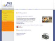 Chariot de chantier industriel occasion