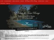 screenshot http://www.oasisdeterrerouge.com locations vacances à saint-pierre  la réunion