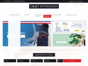 Boutique de personnalisation Objet Expression