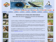 screenshot http://www.observatoirenationalmigrateurs.net observatoire national cynegetique et scientifique