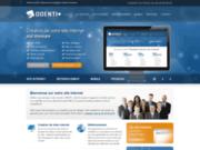 ODENTI : création site internet